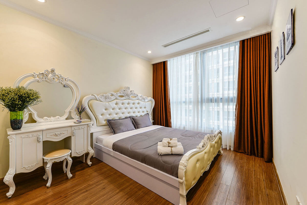 Bedroom 3 vinhomes central park