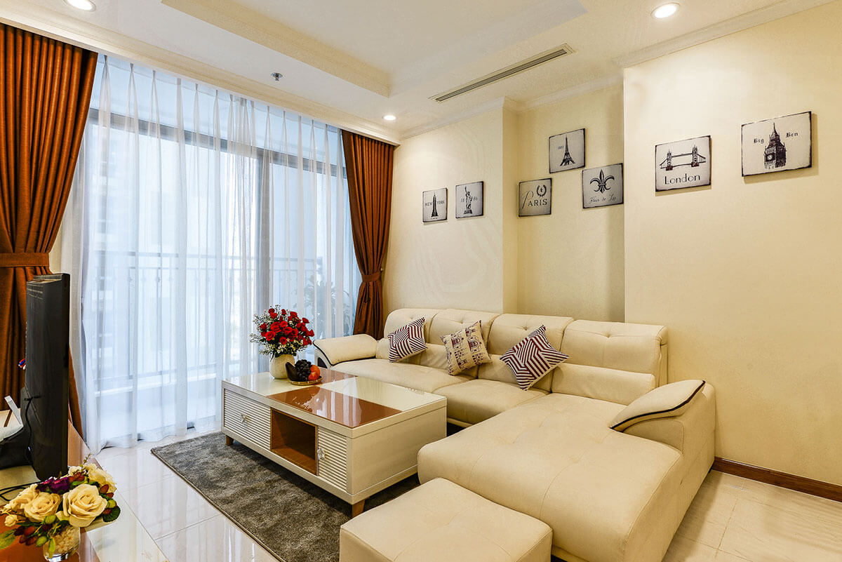 Vinhomes central park for rent 1003
