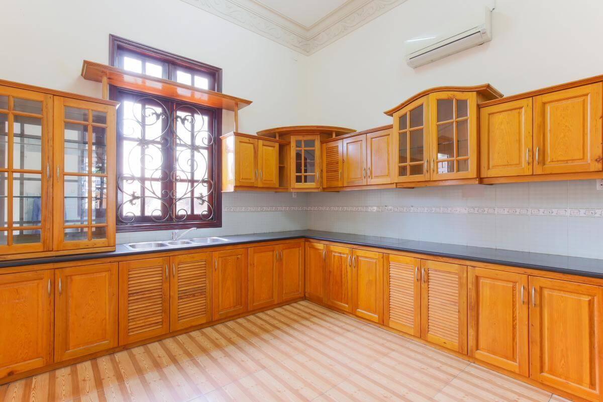 kitchen cabinet villa 1001