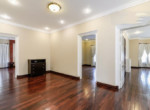 living room in villa for rent
