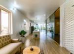 Living room apartment 1004