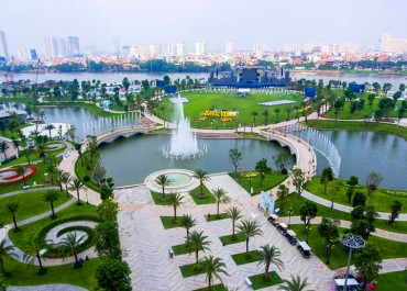 Binh thanh park