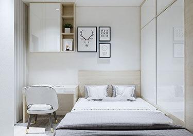 Icon 56 model apartment 3