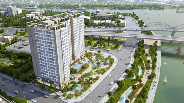 sky garden serviced apartment district 7