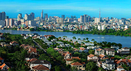Lifestyle in Thao Dien District 2
