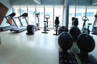 Masteri gym