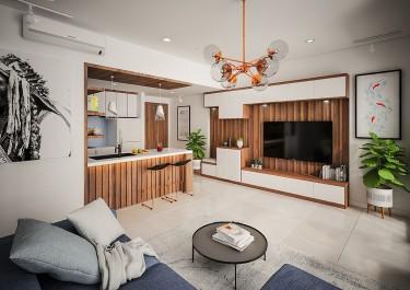 Masteri living room