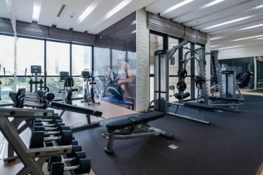Vinhomes Golden River Gym