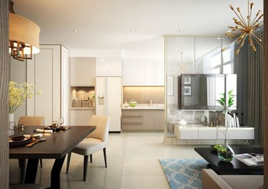 Vinhomes model apartment 2