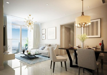 Vinhomes model apartment 5