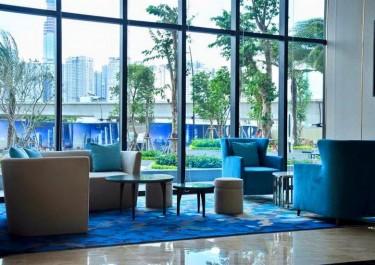 lobby central park