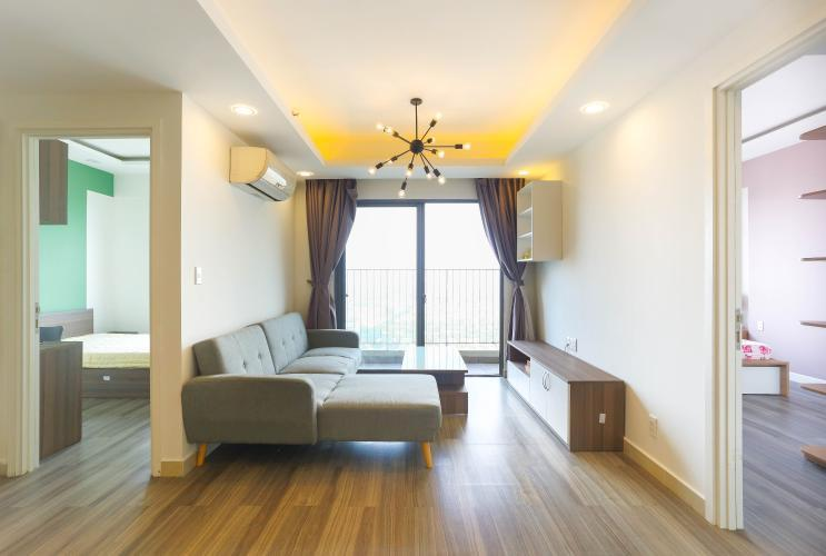 Highfloor apartment in Masteri Thao Dien