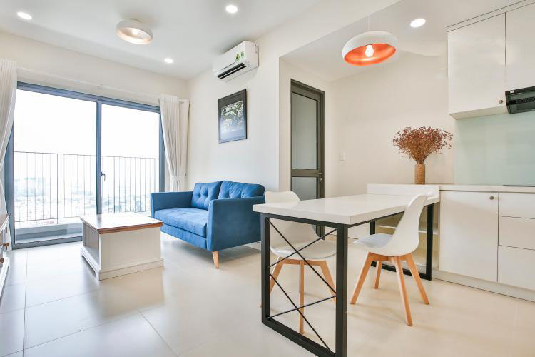 Apartment for rent in T5 Masteri Thao Dien 1bedroom