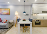 1032 kitchen and dining space