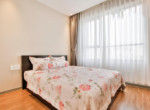 1049 flower wooden bedroom