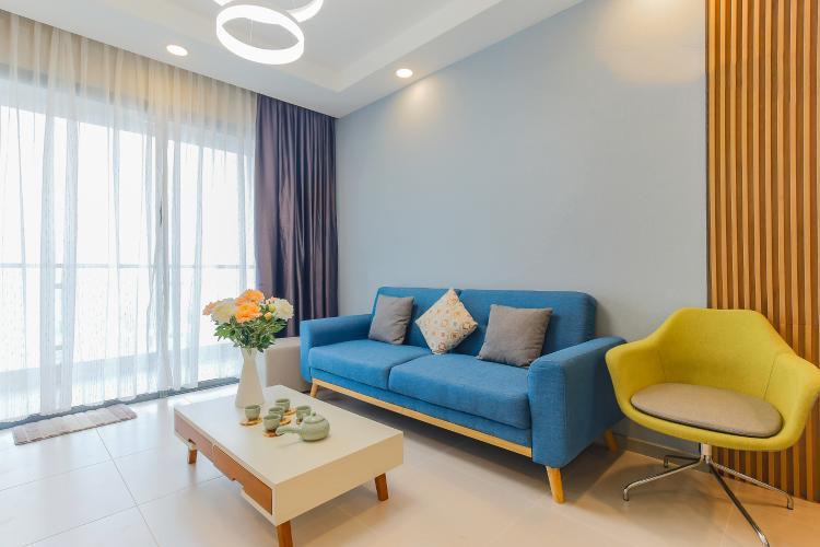1052 blue fade sofa
