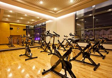 Gym Saigon Pearl