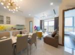 Livingroom vinhomes central park 1008