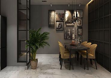 Saigon pearl model house 2