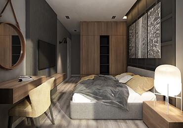 Saigon pearl model house 3