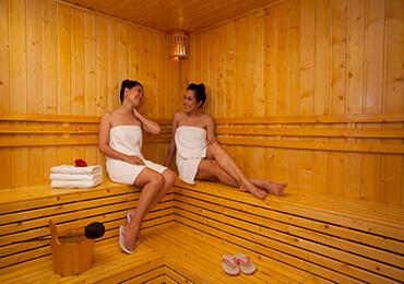 Sauna Saigon Pearl
