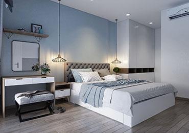 model apartment 2 the estella
