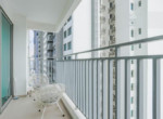 1071 riviera point balcony