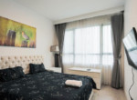1071 riviera point bedroom area