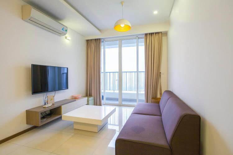 1081 thao dien living room space