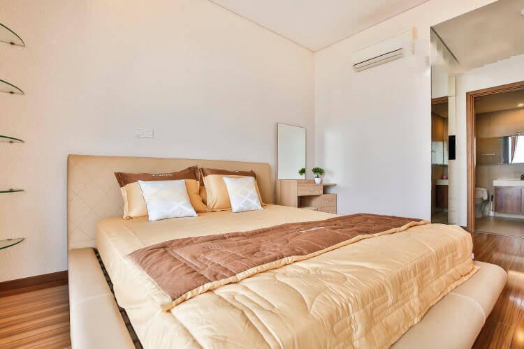 1082 thao dien Pearl cozy master bedroom