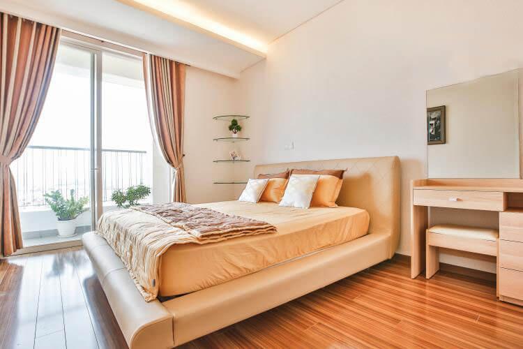 1082 thao dien Pearlcozy master bedroom 1