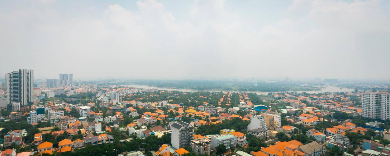 1083 thao dien Pearl balcony view