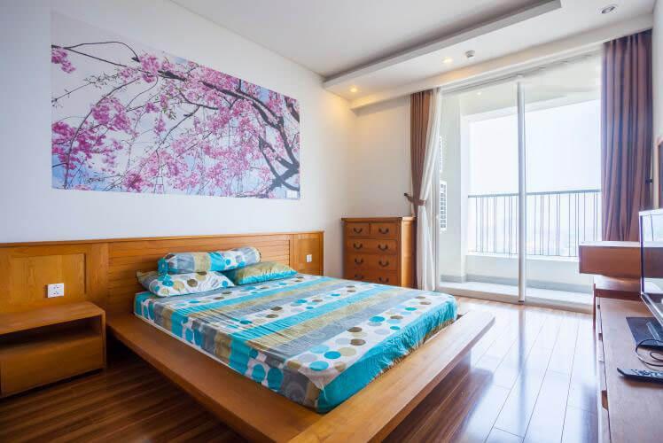1083 thao dien Pearl cozy bedroom 3