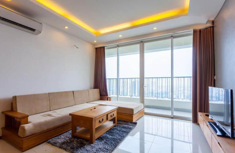 1083 thao dien Pearl livingroom apartment 1