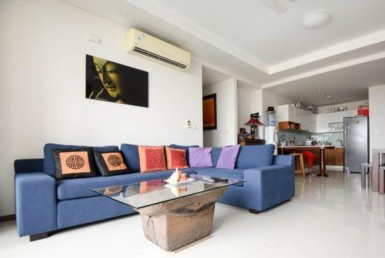 1084 thao dien Pearl living room area