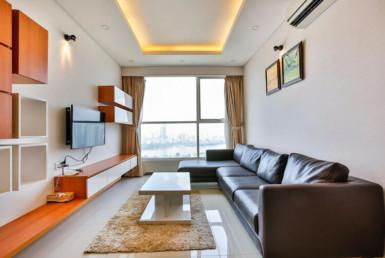 1085 thao dien Pearl Living room space 1