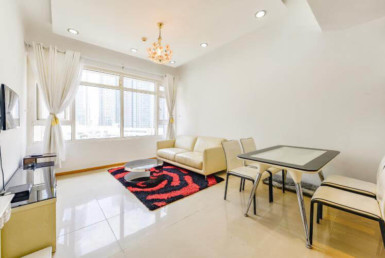 Saigon Pearl for rent, block Topaz 2