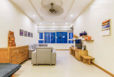 Spacious Saigon Pearl apartment for lease