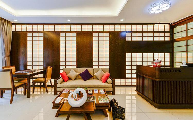 For rent beautiful Saigon Pearl apartment