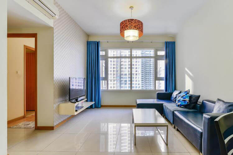 For rent nice 2 bedroom in Saigon Pearl apartment