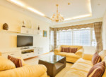 Luxury 3 bedrooms in Saigon Pearl apartment for rent