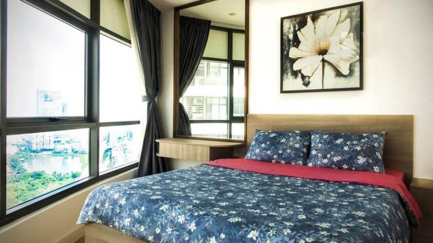 1099 city garden normal bedroom