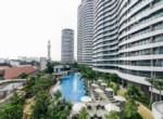 1102 city garden apartment view