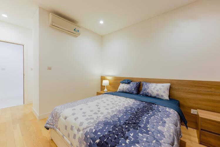 1104 city garden bedroom apartment
