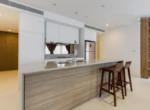 1104 city garden kitchen area