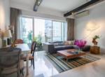 1111 the estell modern livingroom