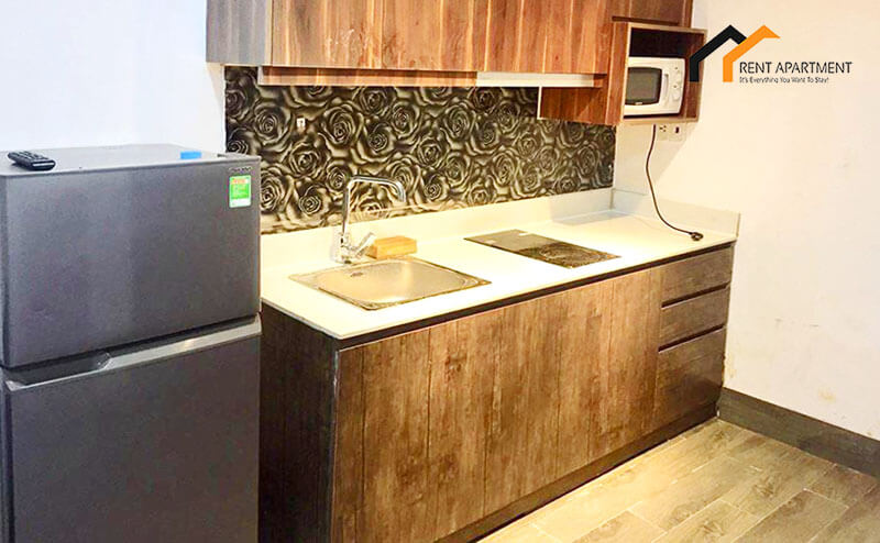 1117 serviced apartment kitchen