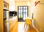 1118 kitchen applicant serviced apartment