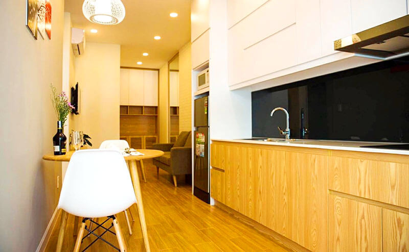 1118 serviced apartment thao dien