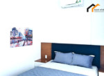 1122 bed sheet serviced apartment